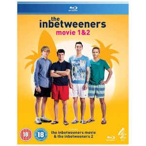 The Inbetweeners Movie 1&2