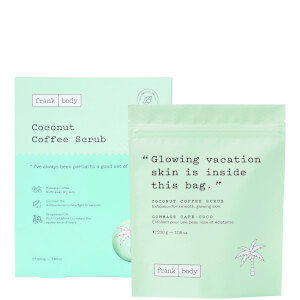 Frank Body Coconut Coffee Scrub 200g