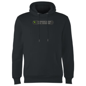Achievement Unlocked -Fatherhood Hoodie - Black