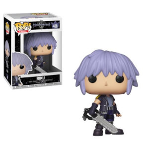 Figurine Pop! Riku Kingdom Hearts 3