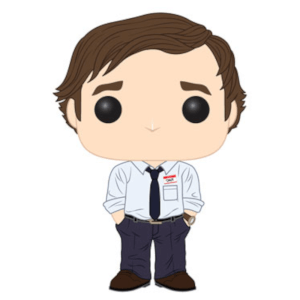The Office - Jim Halpert Pop! Vinyl Figur