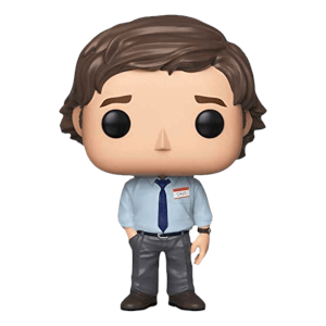 The Office - Jim Halpert Figura Pop! Vinyl