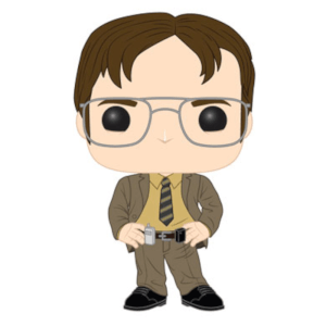 The Office - Dwight Schrute Figura Pop! Vinyl