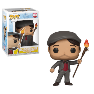 Figura Funko Pop! - Jack El Farolero - El Regreso De Mary Poppins