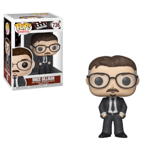Vince Gilligan Pop! Vinyl Figure