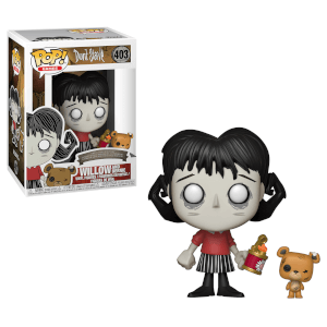 Figura Funko Pop! Willow y Bernie - Don't Starve