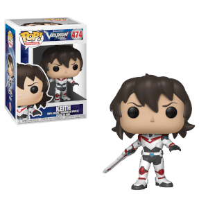 Voltron Keith Pop! Vinyl Figure