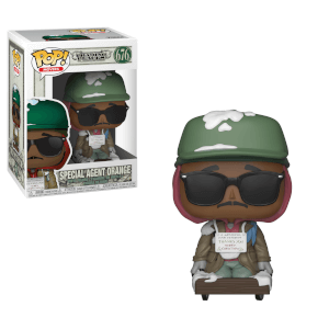 Trading Places Special Agent Orange Figura Pop! Vinyl