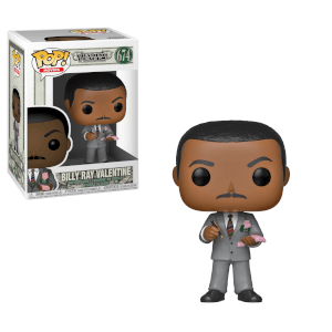 Trading Places Billy Ray Valentine Funko Pop! Figuur