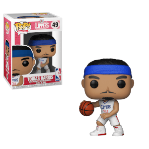 Figura Funko Pop! Vinyl - Tobias Harris - NBA Los Angeles Clippers
