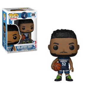 NBA Timberwolves Karl-Anthony Towns Funko Pop! Vinyl