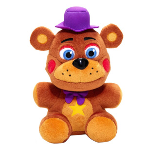 FNAF Pizza Simulator- Rockstar Freddy Funko! Plush