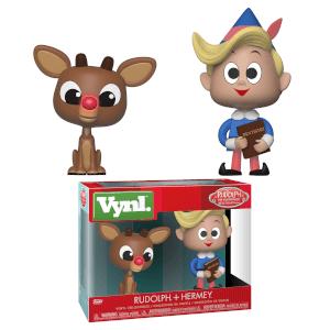 Rudolph & Hermey Vynl.
