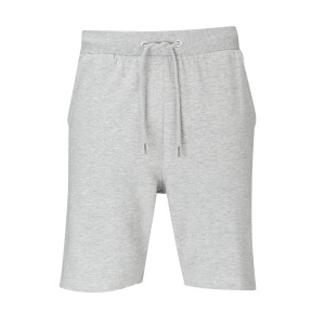 Threadbare Men's Freedom Shorts - Grey Marl