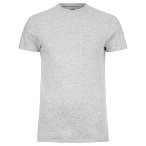 Threadbare Men's Jack T-Shirt - Grey Marl