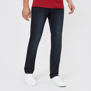 Emporio Armani Men's 5 Pocket Slim Denim Jeans - Denim