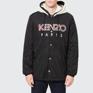 KENZO Men's Paris Logo Jacket - Black