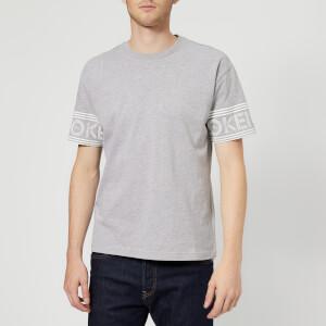 KENZO Men's Sleeve Logo Short Sleeve T-Shirt - Grey: Image 1