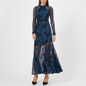 Three Floor Women's Realeza Maxi Dress - Skydiver Blue/Black