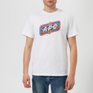 A.P.C. Men's Bastien T-Shirt - Blanc