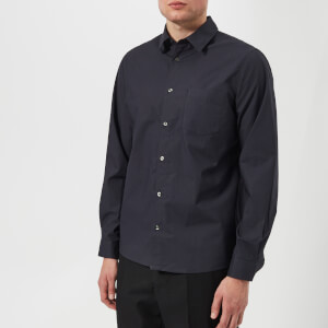 A.P.C. Men's Chemise 92 Shirt - Dark Navy