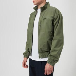 A.P.C. Men's Roady Blouson Jacket - Kaki Militaire
