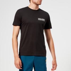 Lyle & Scott Sportswear Men's Pendle Short Sleeve Small Logo T-Shirt - True Black
