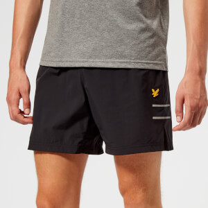 Lyle & Scott Sportswear Men's Ultra Light Running Shorts - True Black