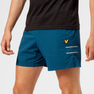 Lyle & Scott Sportswear Men's Ultra Light Running Shorts - Patrol Blue
