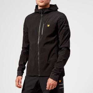 Lyle & Scott Sportswear Men's Ultra Tech Run Jacket - True Black