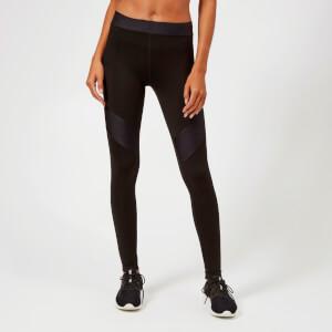 Monreal London Women's Biker Leggings - Black/Glossy