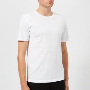 Maison Margiela Men's Garment Dyed T-Shirt - White