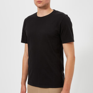 Maison Margiela Men's Garment Dyed T-Shirt - Black