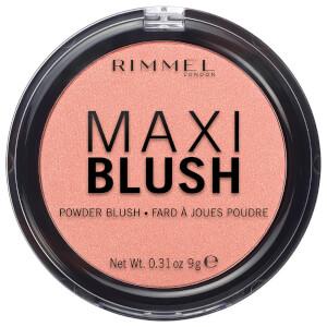 Fard à joues Maxi Blush Rimmel (disponible en plusieurs teintes)