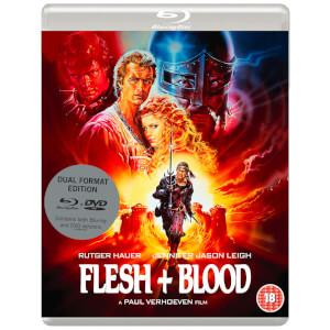Flesh + Blood (Eureka Classics) Dual Format Edition