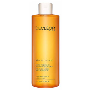 DECLÉOR Super Size Aroma Cleanse Essential Tonifying Lotion 400ml