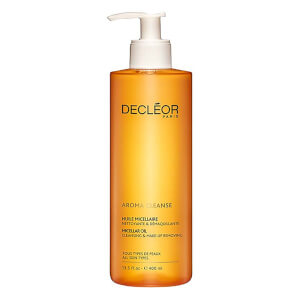 DECLÉOR Super Size Micellar Oil -miselliöljy 400ml