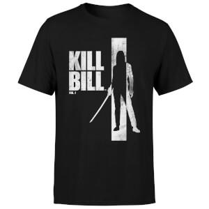 Kill Bill Silhouette Men's T-Shirt - Black