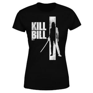 Kill Bill Silhouette Women's T-Shirt - Black