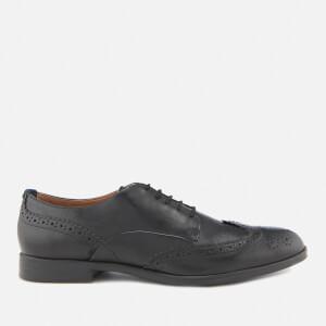 Hudson London Men's Aylesbury Leather Brogues - Black