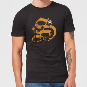 Stay Strong Palm Logo Men's T-Shirt - Black