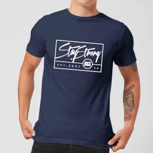 Stay Strong Est. 2007 Men's T-Shirt - Navy