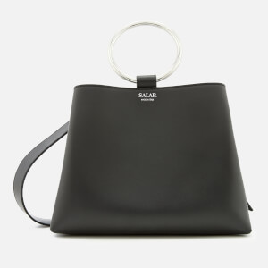 SALAR Women's Polly Tote Bag - Black