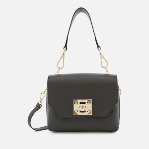SALAR Women's Sally Shoulder Bag - Black