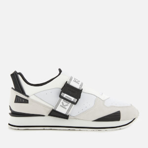 KENZO Men's K-Run Low Top Trainers - White