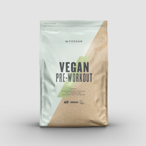 Vegan Pre-Workout Powder