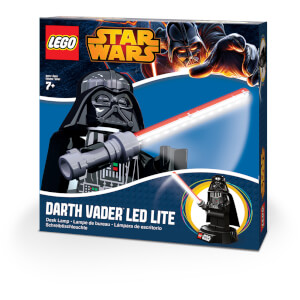 LEGO Star Wars Darth Vader Desk Lamp with Batteries