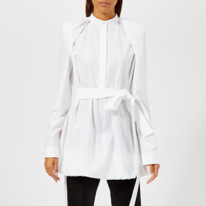 JW Anderson Women's Floating Sleeve Shirt - White