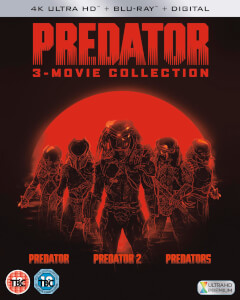 Predator Trilogy - 4K Ultra HD