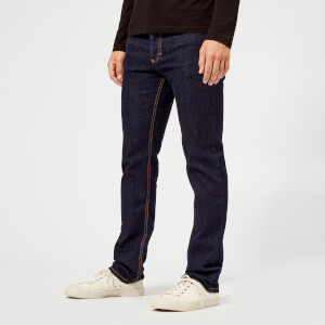 Versace Jeans Men's Slim Fit Denim Jeans - Indigo